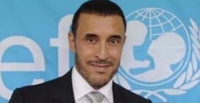 كاظم الساعر سفيرا للنوايا الحسنه يقدم شكوى للامم المتحدة ضد استخدام العنف في العراق