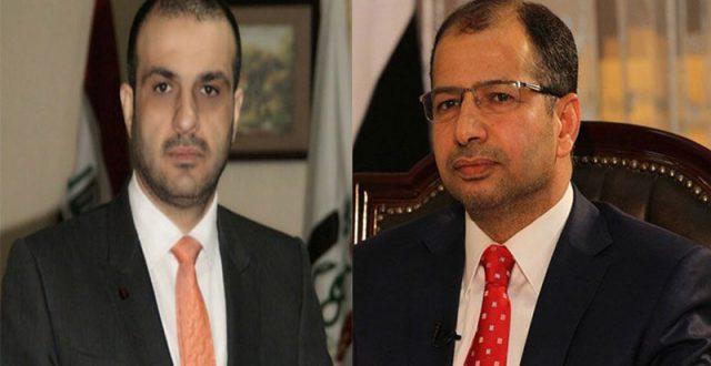 سائرون: غطاء سياسي وتهديدات بالاقالة تمنع فتح ملفات فساد الجبوري  والكربولي