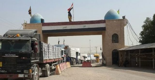 إيران تعلن إغلاق منفذ مهران الحدودي مع العراق