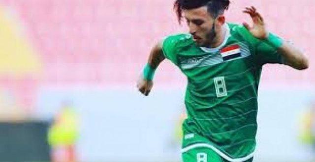 وزير الشباب والرياضة يتدخل لحل مشكلة اللاعب العراقي لؤي العاني