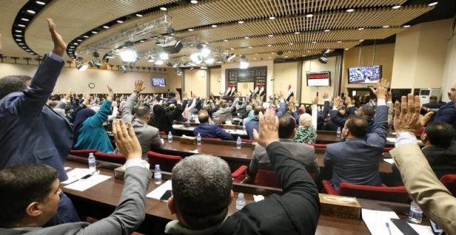 حرب: تصويت مجلس نينوى المنحل على إقالة المحافظ عقوبتها السجن 10 أعوام