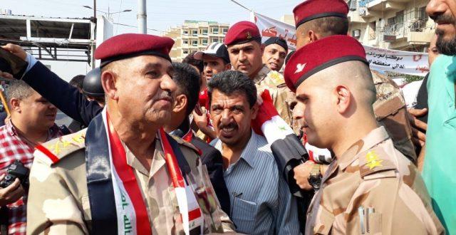 قائد عمليات بغداد: حظر التجوال سيرفع بالكامل خلال ايام قليلة