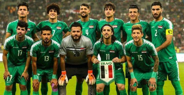 الشارات السوداء تطوق اذرع اسود الرافدين أمام إيران