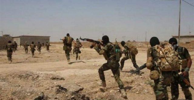 الحشد يروي تفاصيل هجوم داعش في ديالى