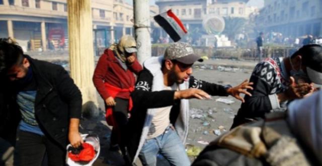 دول أوروبية تطالب عبد المهدي بالتحقيق في قتل المتظاهرين ومحاسبة هؤلاء