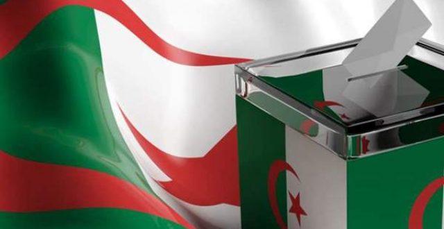 بدء الانتخابات الرئاسة في الجزائر