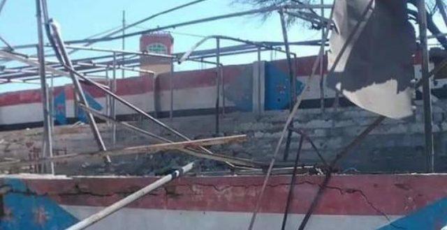 تفجير يستهدف حفل تخريج عسكريين بمحافظة الضالع اليمنية