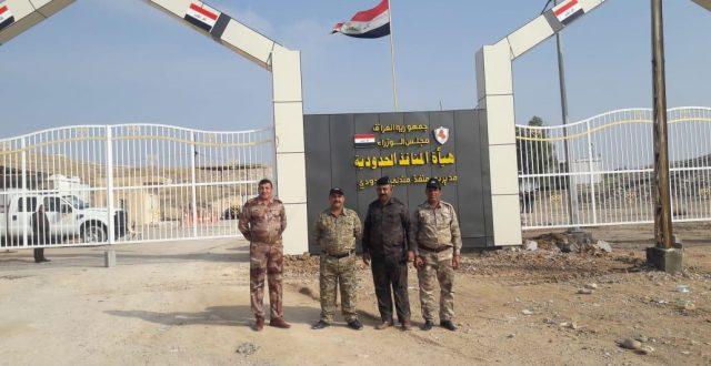 المنافذ الحدودية: رئيس الوزراء يوافق على اعادة فتح منفذ مندلي
