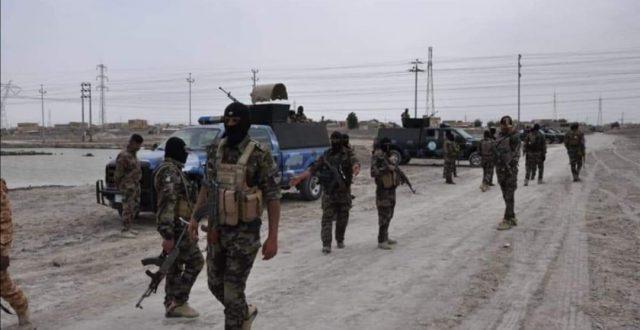شرطة البصرة تلقي القبض على متهم مطلوب قضائياً وفق المادة 4 إرهاب
