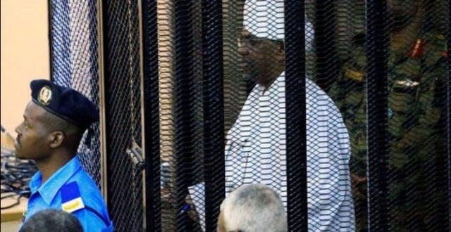الحكم بالسجن لـ 10 سنوات على الرئيس السوداني السابق
