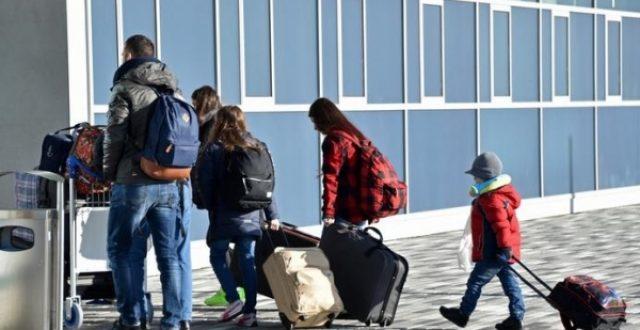 إعادة 65 لاجئاً عراقياً من تركيا