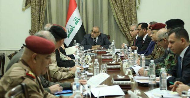 مجلس الأمن الوطني يلغي التدقيق الأمني بالمحافظات المحررة باستثناء هذه الفئة
