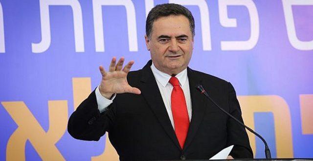 وزير خارجية إسرائيل تدعو لإنشاء تحالف عسكري غربي-عربي لمواجهة إيران