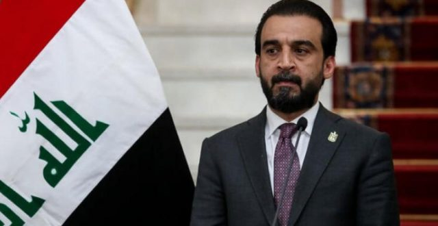 رئيس البرلمان العراقي: الاعتداء الامريكي على الحشد انتهاك للسيادة