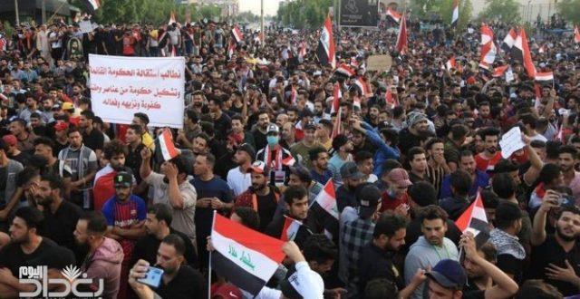 عمليات الرافدين تؤكد: لن نفرق متظاهري الناصرية وننسق معهم في ساحة الحبوبي
