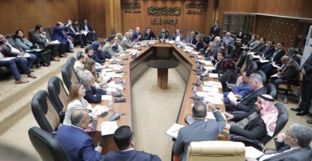 القانونية النيابية تناقش قانوني انتخابات مجلس النواب ومفوضية الانتخابات