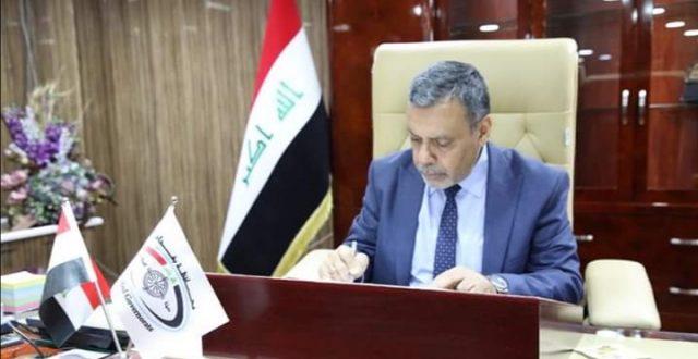 محافظ بغداد يكشف عن شمول مشاريع المجاري الأربعة بالقرض الصيني