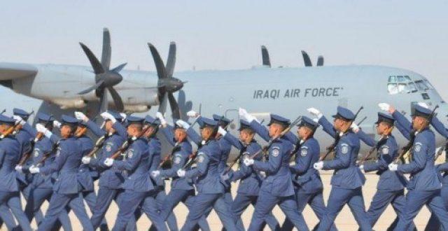 البيشمركة تصدر توضيحاً عن دورة كلية القوة الجوية
