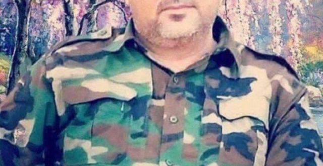 عاجل استشهاد آمر فوج كتائب حزب الله في القصف الامريكي على القائم