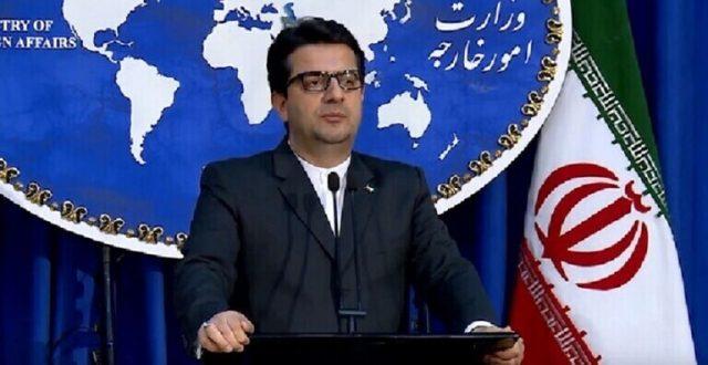 الخارجية الإيرانية تندد اتهامات واشنطن لها باستهداف القواعد الأمريكية في العراق