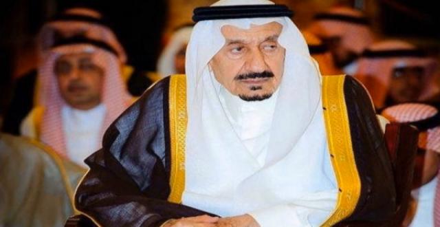 وفاة الأخ غير الشقيق لملك السعودي