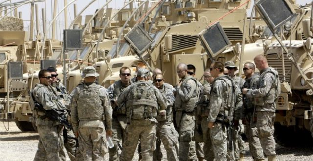 تحالف الفتح: أمريكا ما تزال مستمرة بإرسال تعزيزاتها العسكرية رغم قرار البرلمان