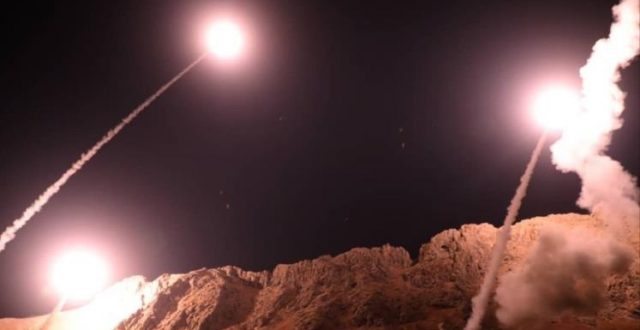 الحرس الثوري: قصفنا قاعدتي الأسد وأربيل بنفس توقيت اغتيال سليماني