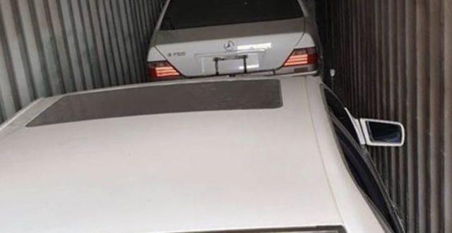 احباط عملية تهريب {24} سيارة عبر كمرك ام قصر الشمالي