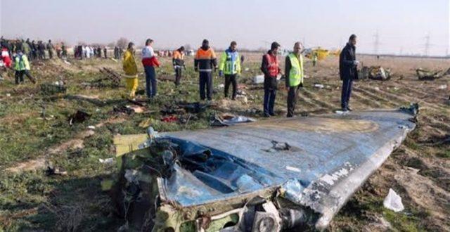 إيران تقرر إرسال الصندوق الأسود للطائرة المنكوبة إلى أوكرانيا