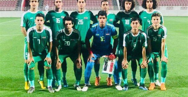 ظهر اليوم .. الأولمبي العراقي يستهل الآسيوية بلقاء استراليا