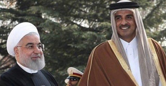 روحاني: اتخذنا اليوم قرارات مهمة لتوسيع العلاقات مع قطر.. وآل ثاني يدعوه لزيارة الدوحة