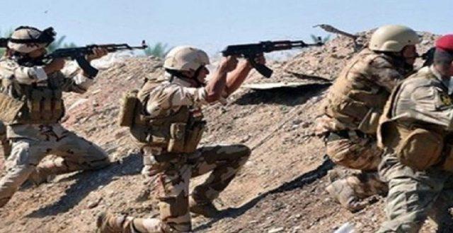 احباط هجوم فاشل لداعش وقتل عنصرين منهم شمال ديالى