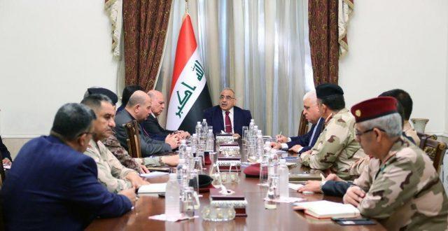 مجلس الأمن الوطني ينقل الملف الأمني في 6 محافظات إلى وزارة الداخلية