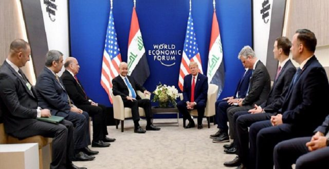 محلل: لقاء صالح بترامب اهان سيادة العراق واضعف موقفه دوليا
