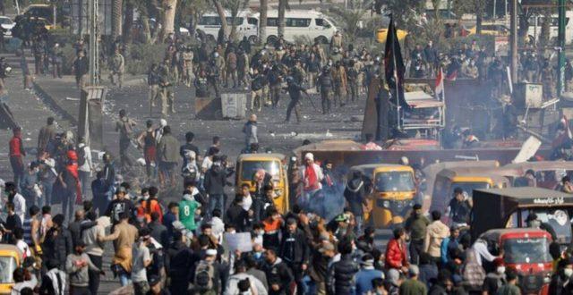 الإعلام الأمني: إصابة منتسب برمانة يدوية قرب طريق محمد القاسم