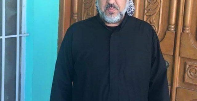 """القيادي وخطيب الجمعة السابق في التيار الصدري يخلع """"عمامته"""" ويوجه رسالة بشأن """"تصفيته"""""""