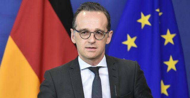 وزير الخارجية الألماني: تهديدات ترامب بفرض عقوبات على العراق لا تفيد