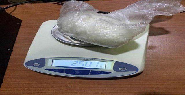 ضبط مسافر عراقي بحوزته مخدرات في منفذ الشلامجة