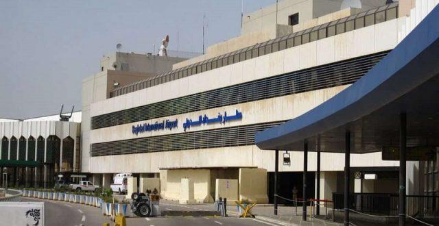 """مطار بغداد تتخذ إجراءات وقائية لفيروس """"كورونا"""" للمسافرين القادمين من الصين"""