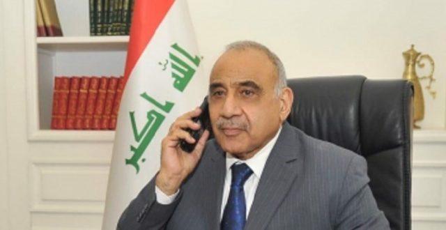 مصدر… عبد المهدي سيحضر جلسة البرلمان اليوم