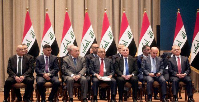 سائرون: بعض الوزراء بحكومة عبد المهدي هم من اسقطوه عبر بيع المناصب