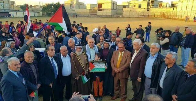 حقوق الإنسان: 300 عائلة فلسطينية في بغداد مهددة بـ ''التشرد'' بسبب هذا القرار