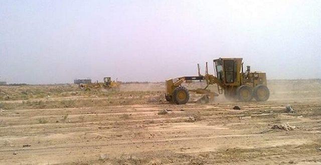 تخصيص 15 ألف دونم لإنشاء مدينتين زراعية وصناعية في ذي قار