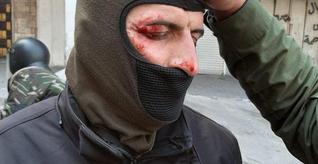 عمليات بغداد تعلن تعرض منتسبين للهجوم ببنادق ''الصيد'' قرب ساحة الخلاني