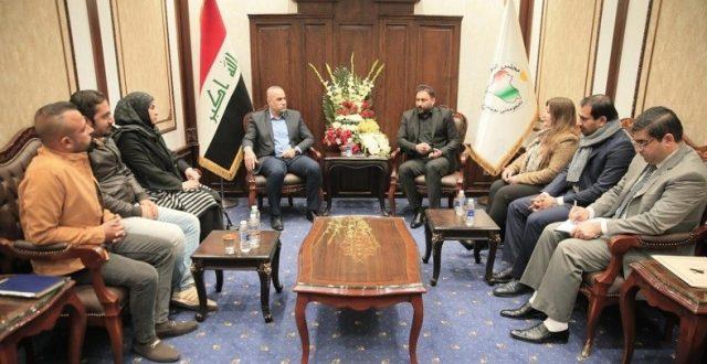"""الكعبي يحذر: سابقة خطيرة ان نرى حملة الشهادات العليا وهم يتظاهرون من اجل """"التعيين"""""""