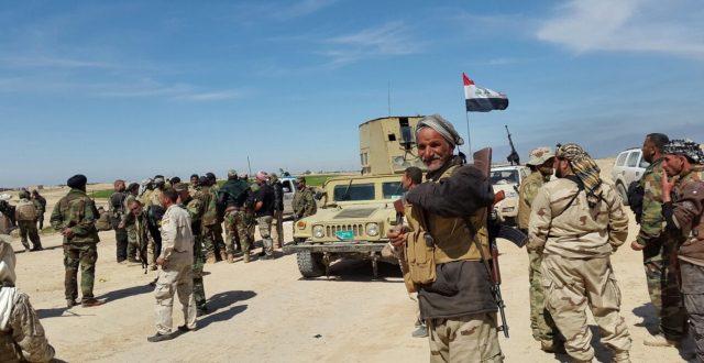 """الحشد الشعبي يعلن تطبيق """"خطة نوعية"""" لتأمين تلعفر غرب نينوى"""