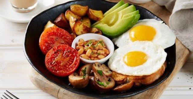 الفطور يساعد على خسارة الوزن
