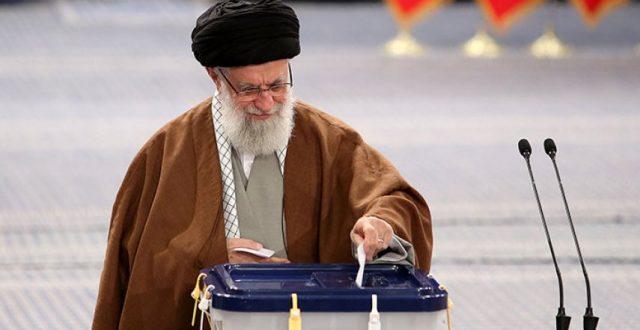 بدء الانتخابات التشريعية في إيران وخامنئي يؤكد: المشاركة فيها ''واجب شرعي''