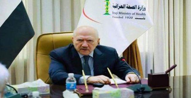 وزير الصحة يؤكد سلامة جميع الطلبة العراقيين في ووهان الصينية من الإصابة بفايروس ''كورونا''