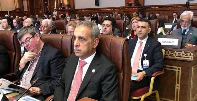 رئيس القضاء الأعلى يؤكد: القضاء يجب أن يراقب ويحاسب نفسه قبل الاخرين